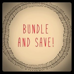 Other - Bundle and I'll send a discount